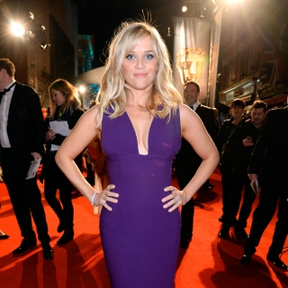 Reece Witherspoon arrives at the 68th BAFTA Film Awards