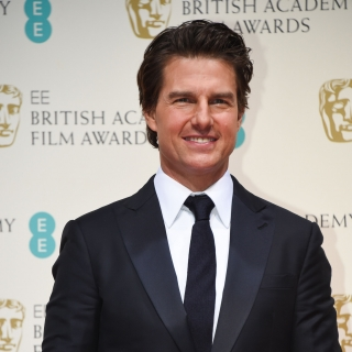 Tom Cruise at the 68th BAFTA Film Awards