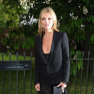 Kate Moss attends the serpentine summer party 2012
