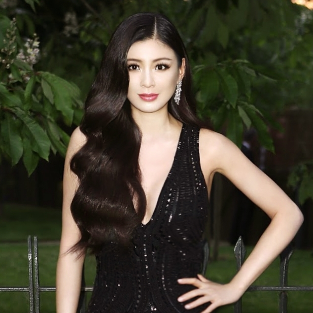 Rebecca Wang attends the Serpentine summer party 2012