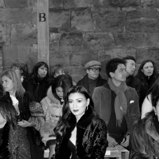 Chanel Fashion show 2012 Scotland