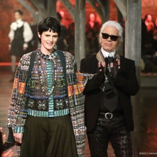 Chanel Fashion show Scotland 2012